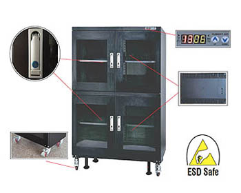 Dry Cabinet (ESD safe) for DSLR camera · PCB · SMD supplier in ...