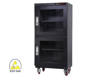 ESD Safe Dry Storage Cabinet for PCBs & ICs Model IDSC-240
