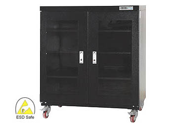 ESD Safe Dry Storage Cabinet for PCBs & ICs Model IDSC-320