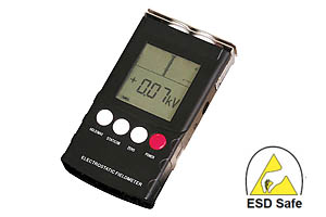 High-End-Digital-ESD-Static-Charge-Tester