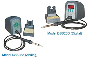 80 Watt Low Cost Soldering Stations for regular Production