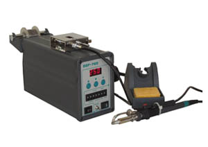 Hi-Power Soldering Station with Solder Feeder Model DSF-76D-150