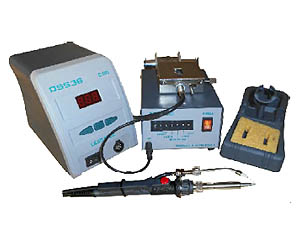 Production Workhorse Low Cost Soldering Station Model DSS36 + SFS81