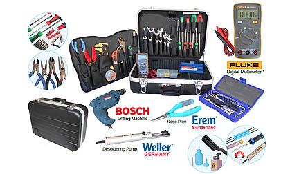 Hi-End Top Quality Maintenance & Field use Master Toolkit Model ITK-MASTER-1602Deluxe