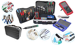 Hi-End Top Quality Maintenance & Field use Master Toolkit Model ITK-MASTER-1603