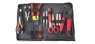 High Quality Coaxial Cables Toolkit Model COAXTK-3815