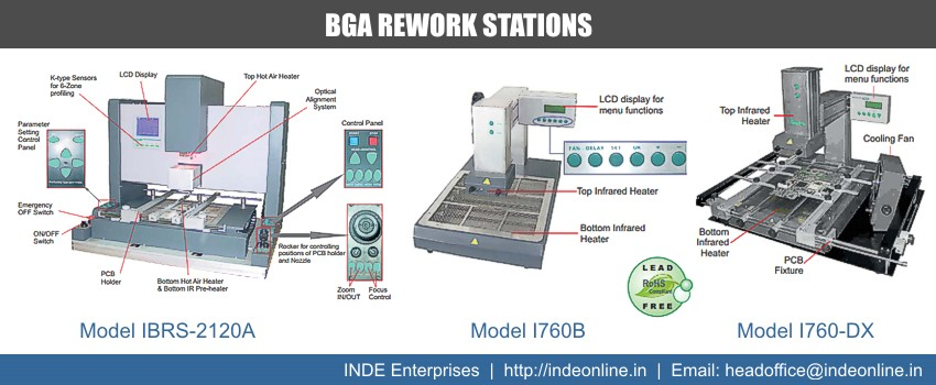 BGA Rework Stations