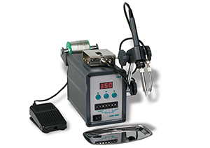 Soldering Station with Solder Feeder Model DSF76D