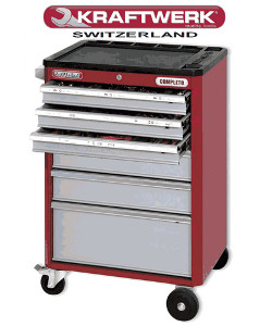 High Quality KRAFTWERK Switzerland make Tool Trolleys