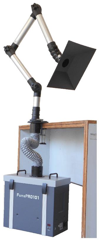 Fume-Extraction-System-Model-FumePRO101-LDCF
