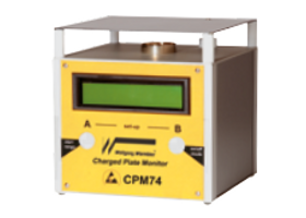 Charged Plate Monitor Warmbier Model CPM74, Part No. 7100.CPM74