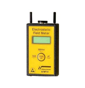 Warmbier Germany, Electrostatic Field Meter EFM51