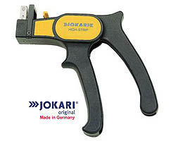 Jokari Auto Wire Stripper for tough insulations CK Tools P/N: T20450