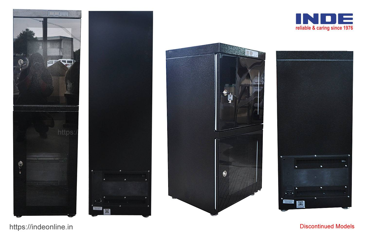 Dry Cabinets - Discontinued Models