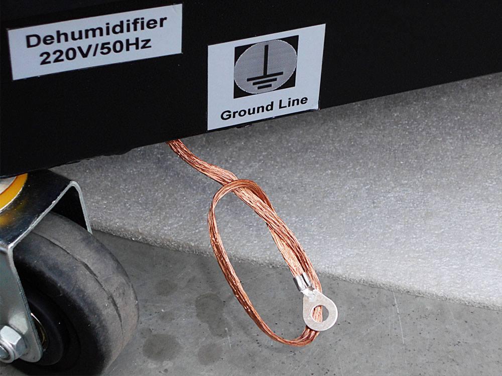 Ground Wire Dry Cabinet IDSC 320