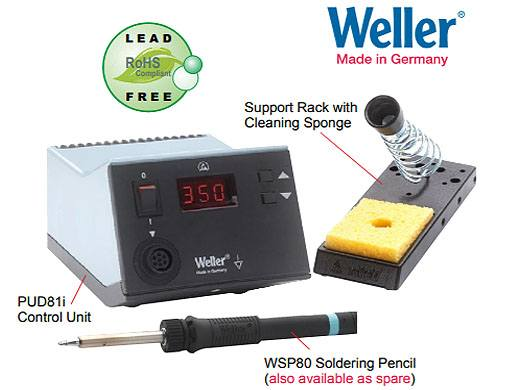 Weller Digital Soldering Station Model WSD 81