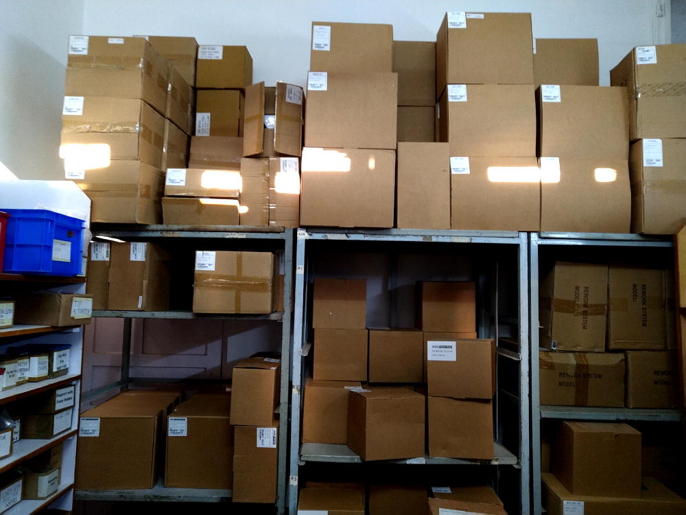 INDE Enterprises Store Room