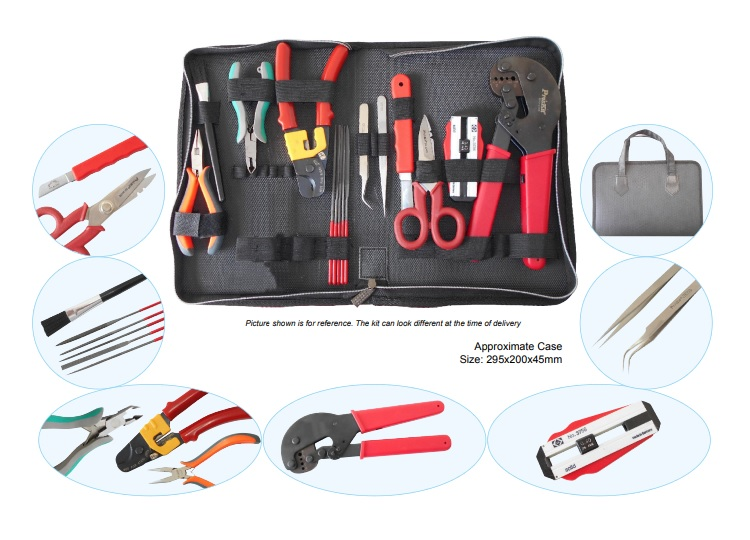 High Quality Coaxial Cable Tool Kit - COAXTK-3815