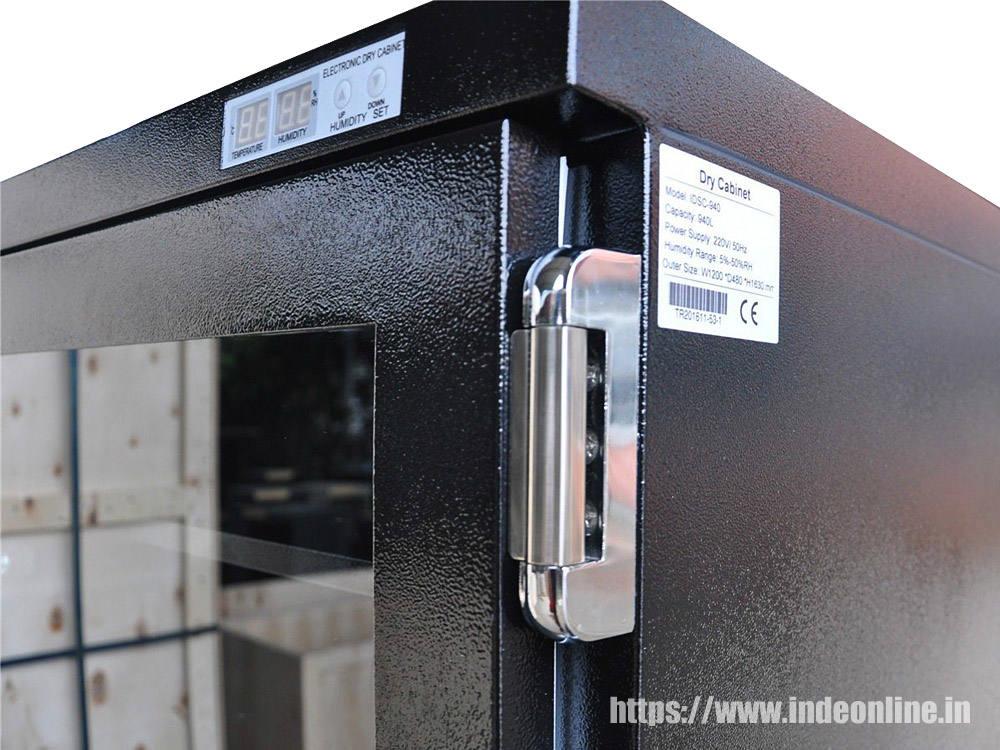 ESD Safe Dry Cabinet Hinge