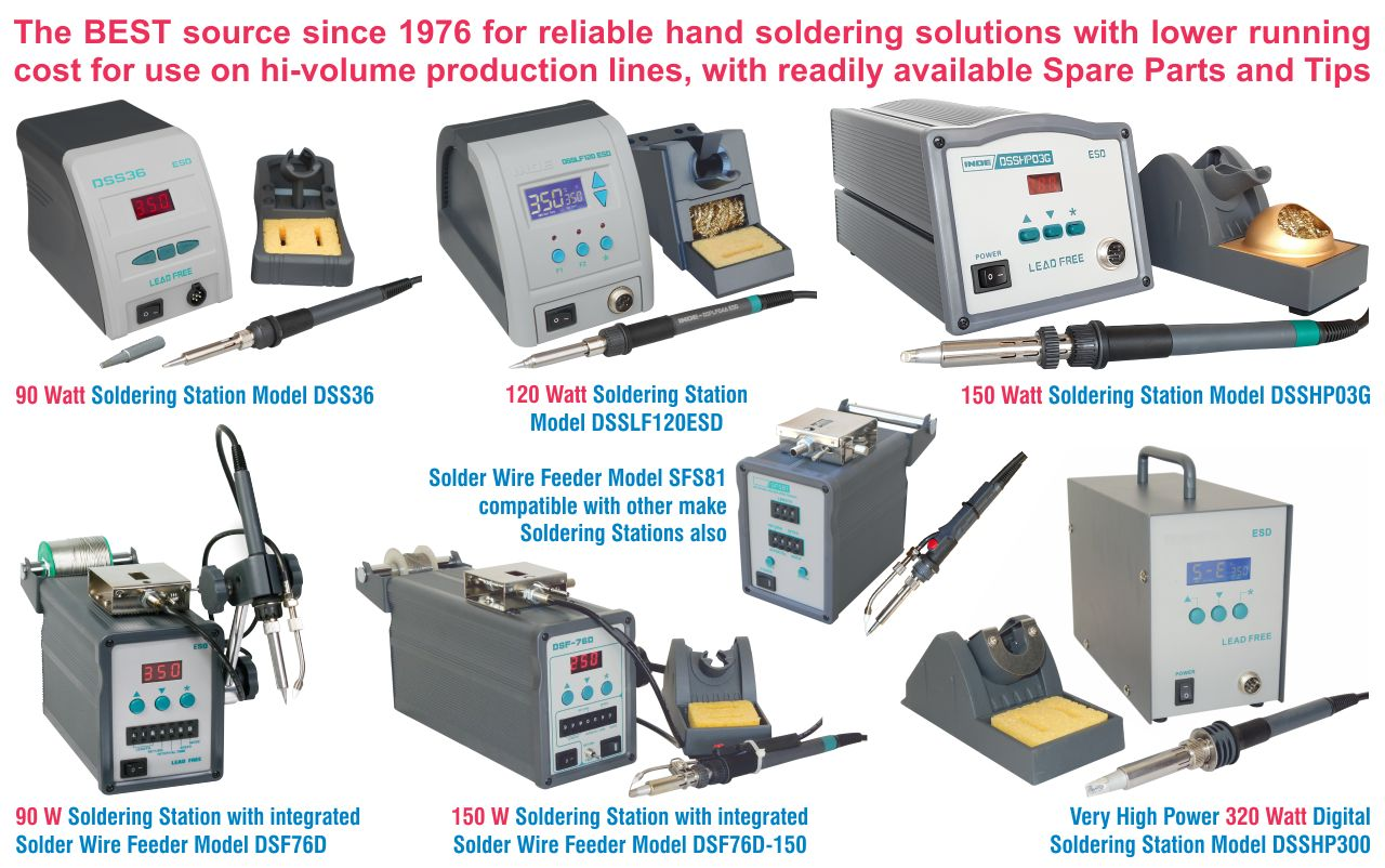 Soldering Station (Complete Range) - Best Price in India